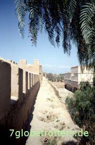 Stadtmauer von Taroudant