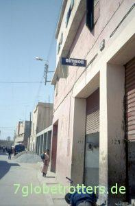 Simson-Stadt Taroudant