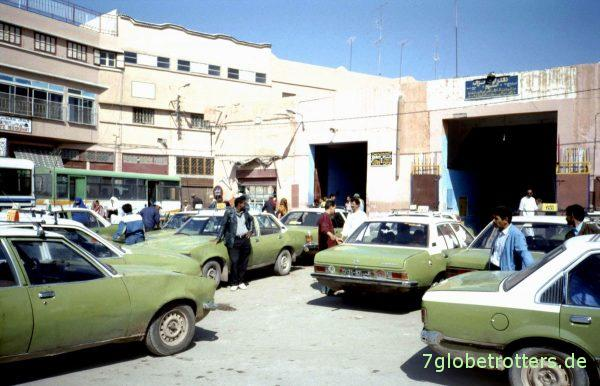Opel-Stadt Taroudant
