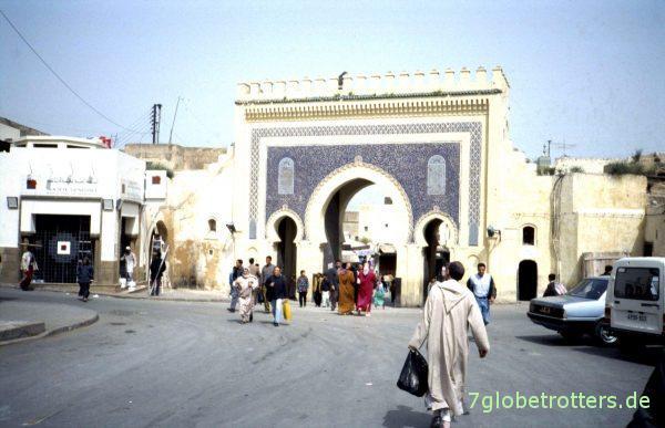 Tor zur Medina von Fés