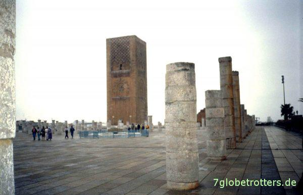 Hassanturm von Rabat