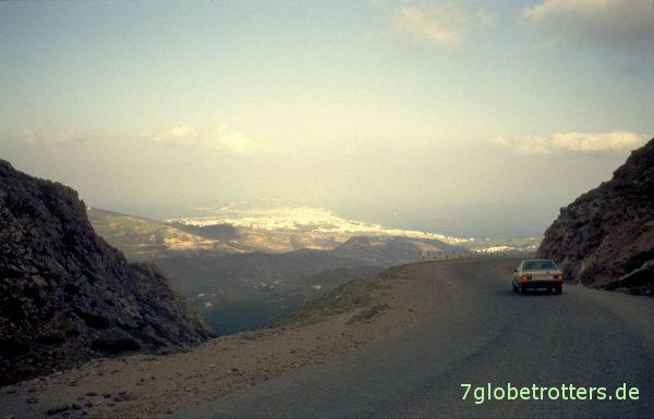 Abendlicher Blick auf Ceuta