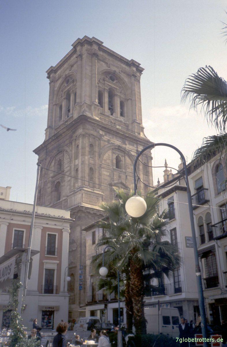 Altstadt von Granada