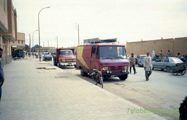 MB 407 D in Er Rachidia
