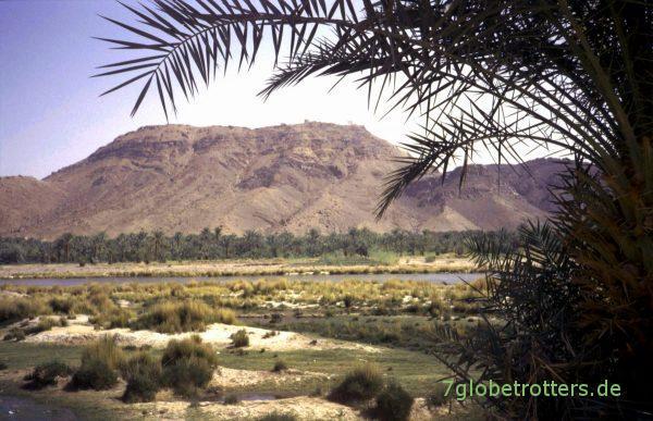 Wanderziel: Der Djebel Zagora