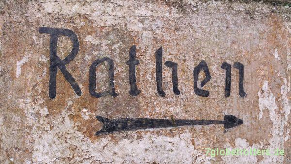 Wanderziel: Kurort Rathen an der Elbe