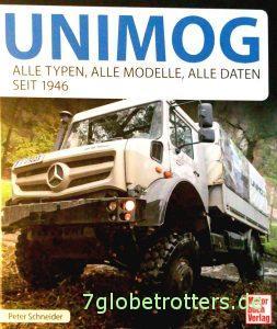 Unimog - Alle Typen, alle Modelle, alle Daten