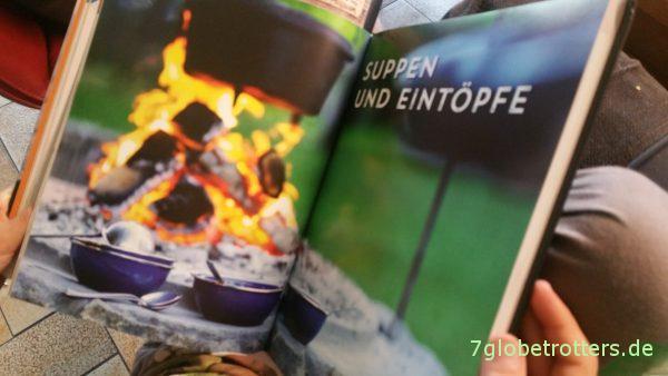 Das große Buch vom Dutch Oven