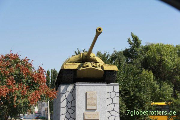 Überall Panzer: IS 7