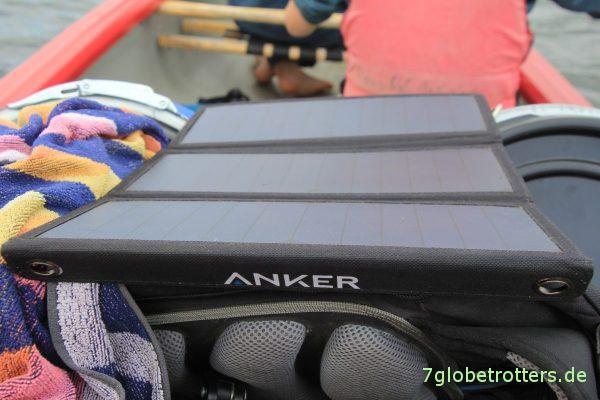Solarstrom ohne Ende: Handys laden