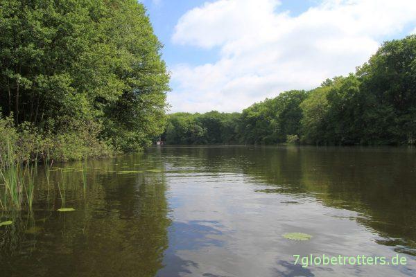 10-Seen-Kanutour: Ruhige Havel zu Himmelfahrt