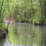 Romantischer Kanal zum Balinkasee
