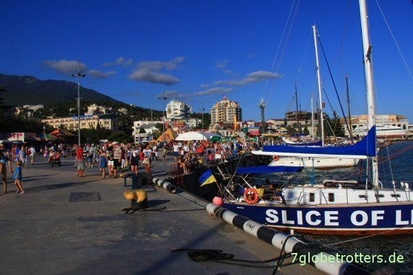 Strandpromenade Jalta