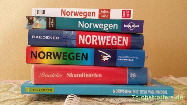 Mein bester Norwegen-Reiseführer: Die Testteilnehmer
