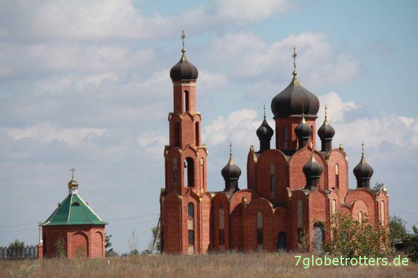 Neubau einer Orthodoxen Kirche