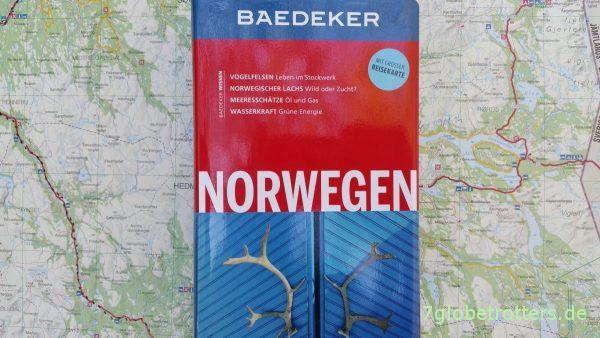 Norwegen-Reiseführer für den Bildungsbürger: Der Baedeker 2016