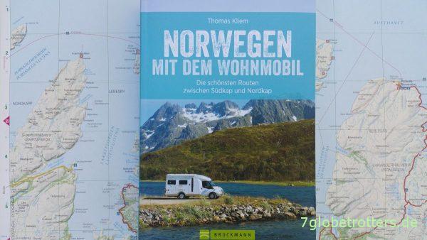 Reiseführer Norwegen mit dem Wohnmobil, Bruckmann 2017