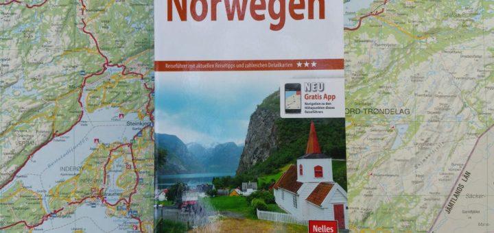 Reiseführer Norwegen: Nelles Verlag, 2017