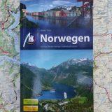 Reiseführer Norwegen Michael Müller Verlag 2016