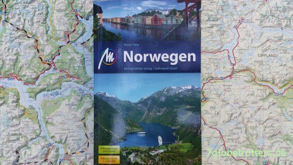 Norwegen-Reiseführer für Individualreisende: Michael Müller Verlag 2016