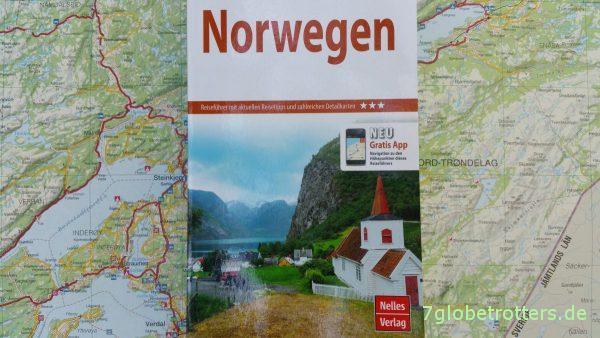 Norwegen für die Jackentasche Reiseführer aus dem Nelles Verlag, 2017