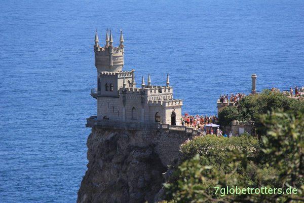 Schwalbennest bei Jalta