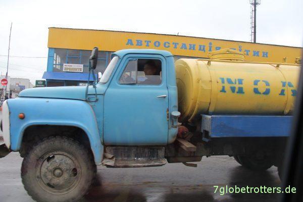ZIL 130 Tankwagen