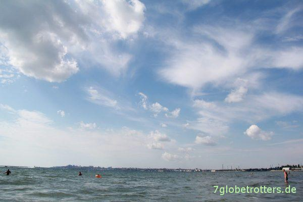 Strand bei Odessa