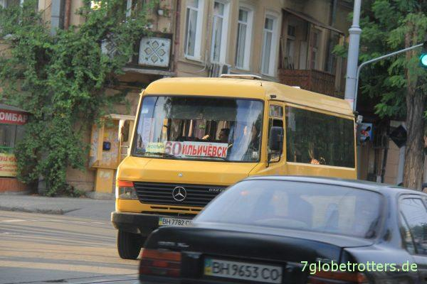Vario als Bus