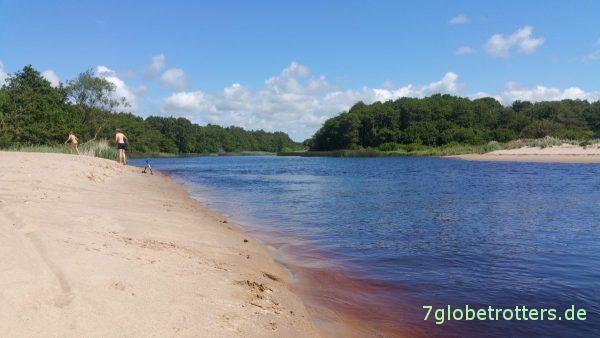 Susean-Mündung
