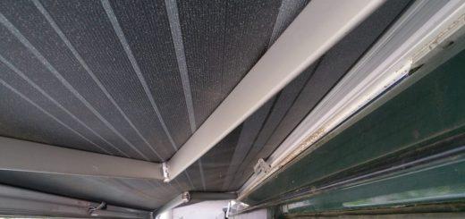 Markise am Wohnmobil nachrüsten: 4 m Thule Omnistor