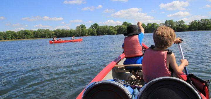 Tipps für Paddeltouren mit Kindern: Auf dem Wasser ist alles easy