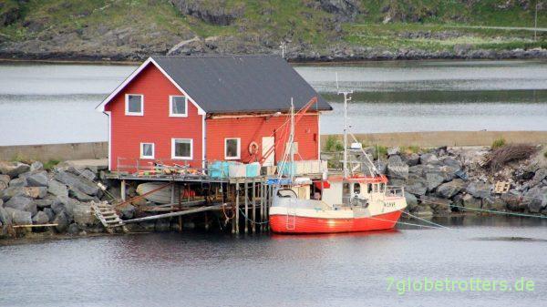 Sørland auf Værøya