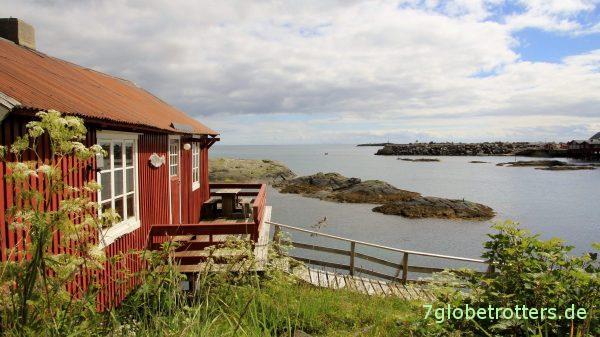 Rorbuer: Romantische Fischerhütten in Å