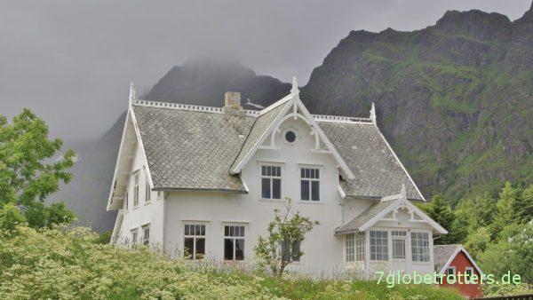 Mal ein richtiges Haus in Å