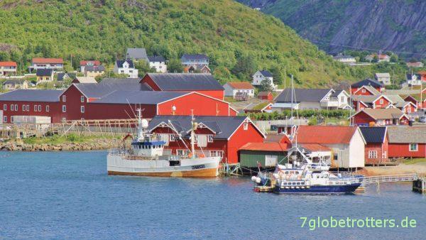 Hafen von Reine