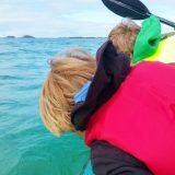 Unfreiwillig getestet: Das Boot ist kippsicher