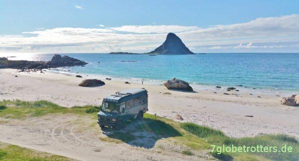 Die Insel der Papageientaucher: Und raus zur Vogelinsel Bleiksøya auf Andøya / Vesterålen