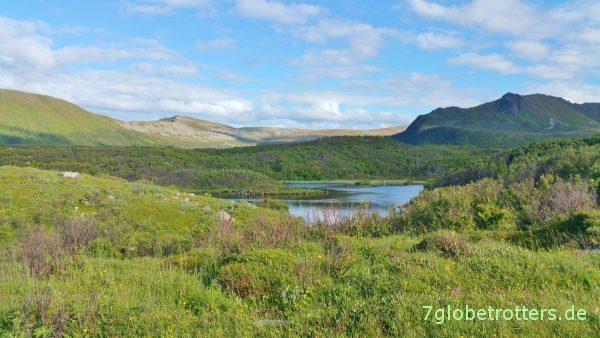 Bleikmorenen Naturreservat auf Andøya / Vesterålen