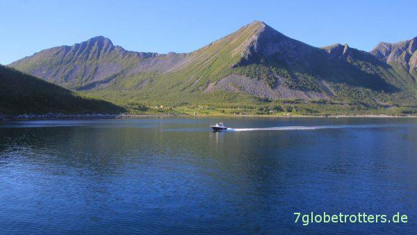 Der Torskefjord auf Senja