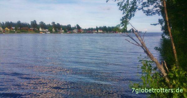 Nordschwedische Ostsee: Kleine Badepause zwischendurch
