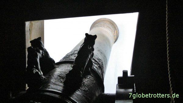 Kanonen der Vasa