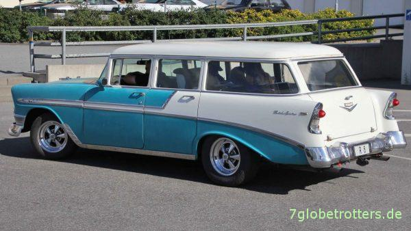 Chevrolet Bel Air Kombi