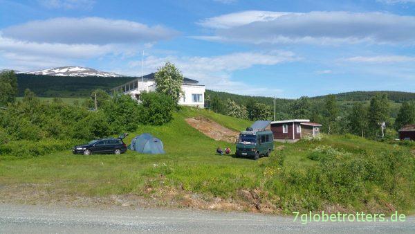 Campingplatz Sagelvvatn