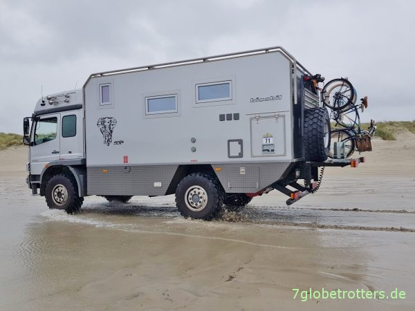 Mercedes Atego MB 1022 A Bimobil Expeditionsmobil