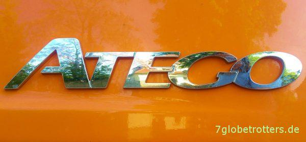 Preise für Mercedes Allrad-LKW neu und gebraucht: Atego MB 1018 A