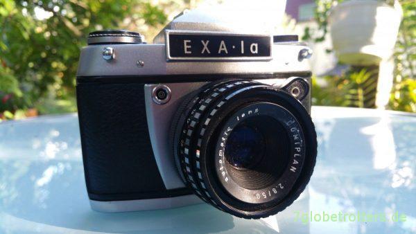 Reisekamera EXA 1a