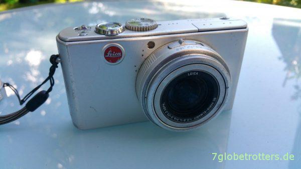 Reisekamera Leica D-Lux 2