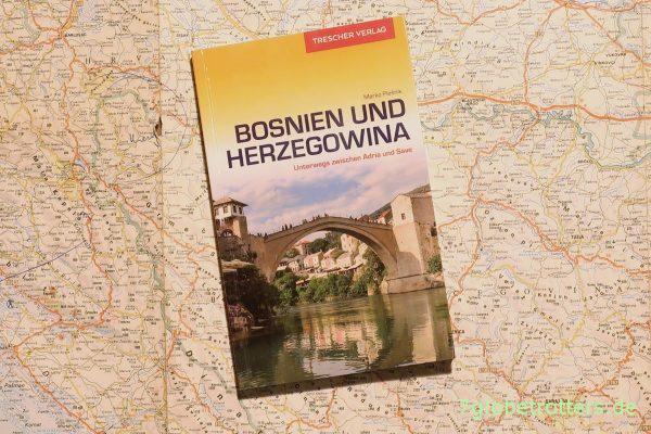 Reiseführer Bosnien-Herzegowina aus dem Trescher-Verlag