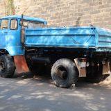 Nachhaltiges Wirtschaften: IFA W50 Allrad Kipper